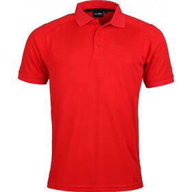 High Colorado Seattle Poloshirt Men high risk red
